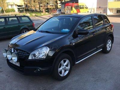 begagnad Nissan Qashqai 1.5 DCI A