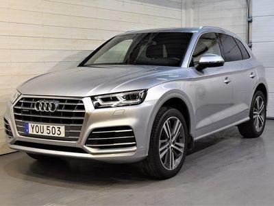 begagnad Audi Q5 2.0 TDI Q S-Tronic S-Line Värmare Dra -18