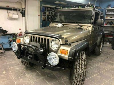 begagnad Jeep Wrangler