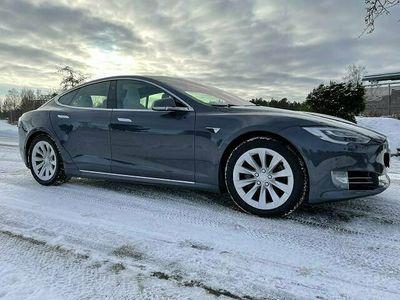 begagnad Tesla Model S 100D 423hk
