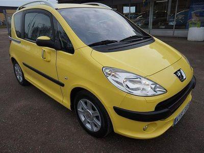 begagnad Peugeot 1007 1.4 (73hk) OBS 4580 mil