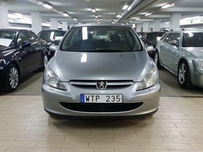 begagnad Peugeot 307 5-dörrar 2.0 XR 140hk NY SERVAD