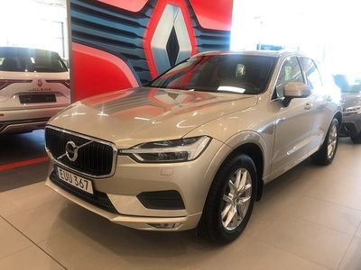 begagnad Volvo XC60 B4 AWD Diesel Momentum Advanced Edt
