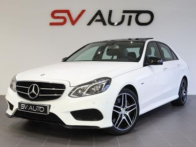 begagnad Mercedes E350 BLUETEC