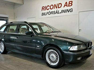 begagnad BMW 528 i Touring Aut läder 193hk svensksåld fin bil