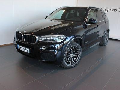 begagnad BMW X5 xDrive30d M-sport/ 7 sits