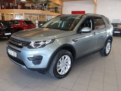 begagnad Land Rover Discovery Sport 2.2 SD4 4WD AUT 19