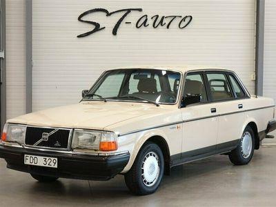 begagnad Volvo 240 2.3 1 brukare 116hk