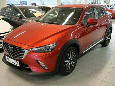 begagnad Mazda CX-3 2.0 CVT Optimum