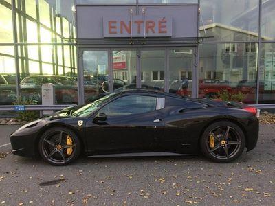 begagnad Ferrari 458 Italia Spider / cab 1300 mil 570hk