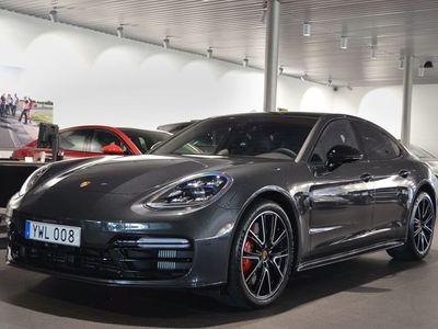 brugt Porsche Panamera Turbo