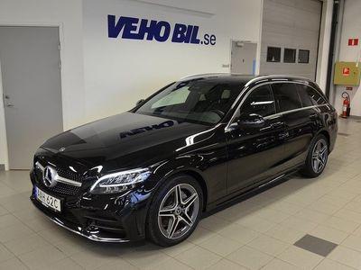 begagnad Mercedes C220 d/4MATIC/Automat/Navigati