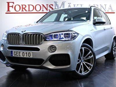 begagnad BMW X5 xDrive 40e M-SPORT REA-RACE