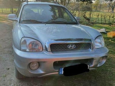 begagnad Hyundai Santa Fe 2,7 GLS