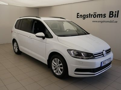 begagnad VW Touran TSI 110Hk