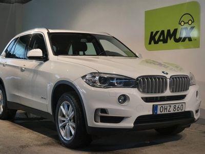brugt BMW X5 40e Plug-in xDrive Navi (313hk)