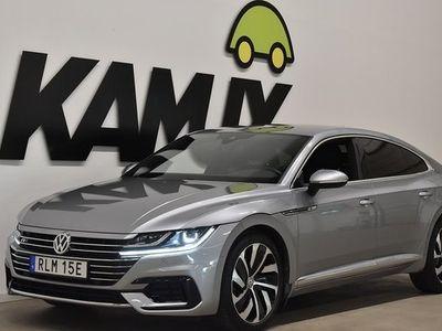 begagnad VW Arteon 2.0 TDI 4M Aut | R-Line | D-värm | 2019, Sedan 339 800 kr