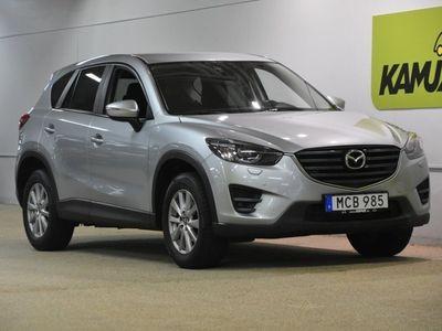 begagnad Mazda CX-5 2.2 | AWD | Navi | Drag | S&V-Hjul | 150hk