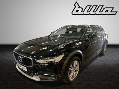 begagnad Volvo V90 CC D4 AWD Advanced Edt Automat