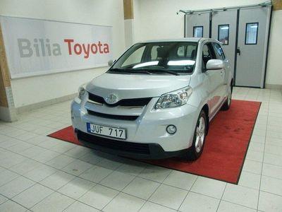 begagnad Toyota Urban Cruiser 1.4 D-4D AWD 90hk