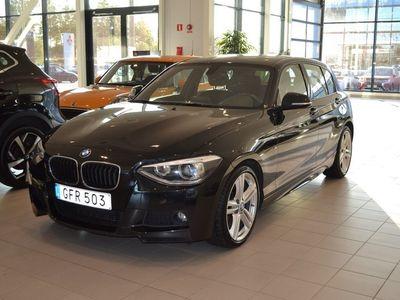 """begagnad BMW 116 i 5dr M-Sport 18"""" (136hk)"""
