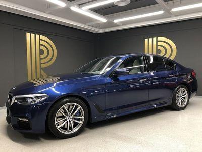 begagnad BMW 540 i xDrive Sedan M Sport (340hk) Harmon / M-värm / Sv-såld