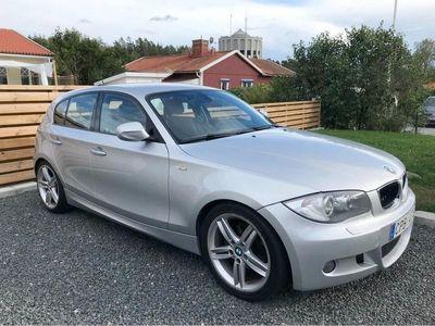begagnad BMW 120 d M Sport, Advantage, Comfort