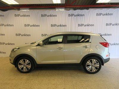 gebraucht Kia Sportage 2.0 Crdi AUT AWD SE