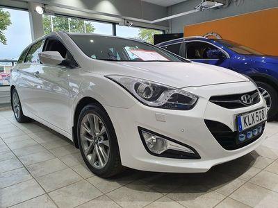 begagnad Hyundai i40 CW 1.7 CRDi 136hk Business