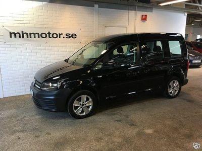 begagnad VW Caddy Life 2.0TDI BlueMotion AUT Euro6 DRAG