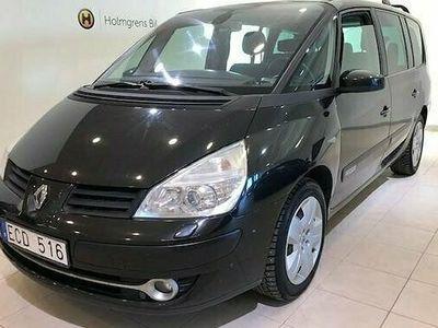 begagnad Renault Espace Grand 2.0T 7-Sits 2006, Minibuss Pris 39 900 kr