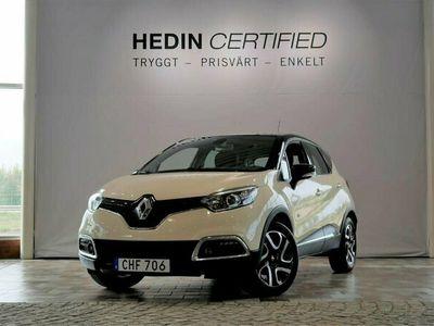 begagnad Renault Captur 120HK/AUTOMAT/NAVI