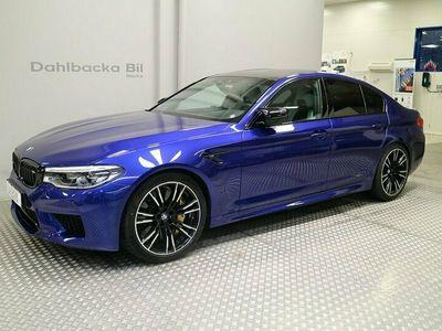 begagnad BMW M5 Competition 625hk