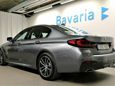 begagnad BMW 530 e xDrive Sedan M-Sport Drag HiFi Nypris: 650.000:-