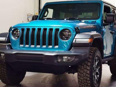 begagnad Jeep Wrangler Rubicon 2.0 272hk AWD