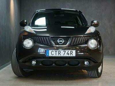 begagnad Nissan Juke 1.6 DIG-T 4x4 XTRONIC-CVT Skinn V-hjul