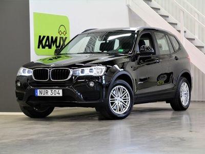 begagnad BMW X3 xDrive20d 20d X-Drive | Drag | M-Värm