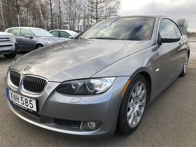 begagnad BMW 335 Cabriolet i Convertible Steptronic 306hk