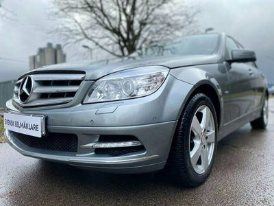 begagnad Mercedes C220 CDI BE Avantgarde Automat 170hk
