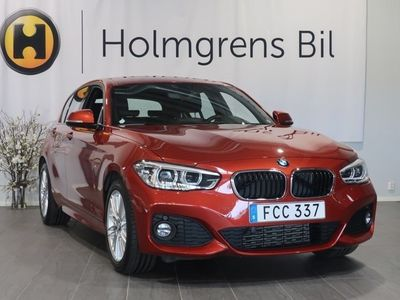 begagnad BMW 118 i 5dr F20 M-sport (136hk) Dimljus Fram / Sportstolar