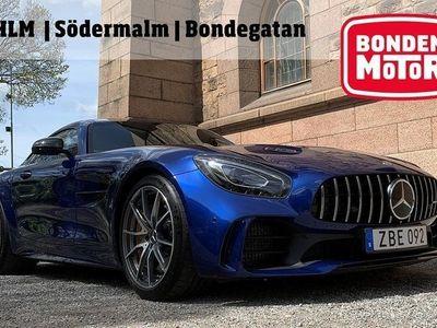 begagnad Mercedes AMG GT R Coupé 585hk