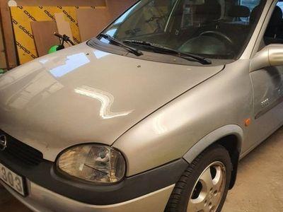 begagnad Opel Corsa