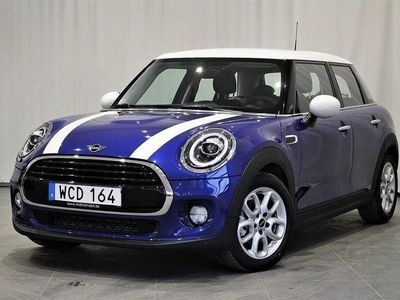 begagnad Mini Cooper 5-d Essential Backkamera 136hk