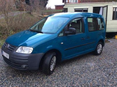 gebraucht VW Caddy 7sitsig -10