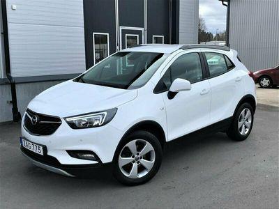 begagnad Opel Mokka X 1.6 CDTI 4×4 Dieselvärmare Drag