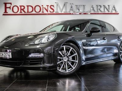 begagnad Porsche Panamera DIESEL 3.0 V6 SPORT CHRONO