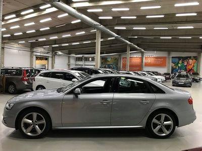 used Audi A4 2.0 TDI quattro 190hk S-LINE MOMS
