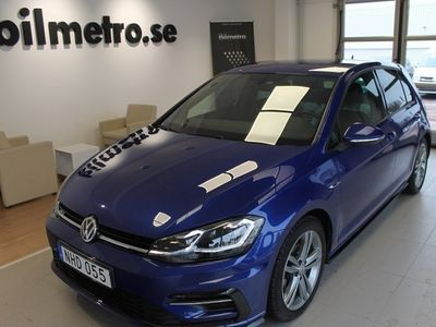 begagnad VW Golf 1.4 TSI 150 R-LINE