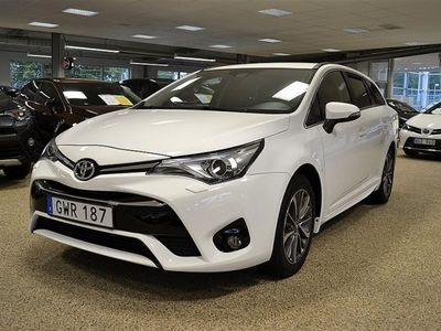begagnad Toyota Avensis 1,6D TOURING SPORTS ACTIVE PLUS VINTERHJUL INGÅR