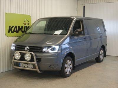 begagnad VW Transporter 2.0 TDI Comfort D-värme (140hk)